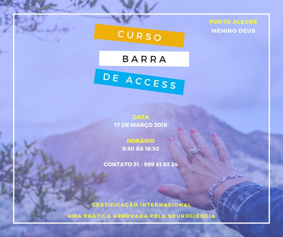 Barra de Access Porto Alegre
