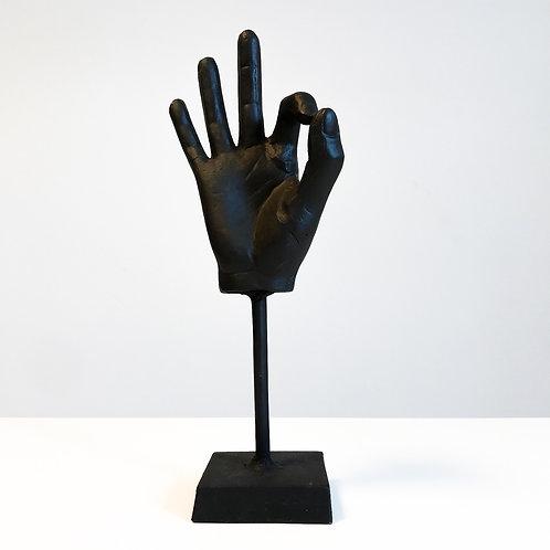 Deco hand (Antraciet)