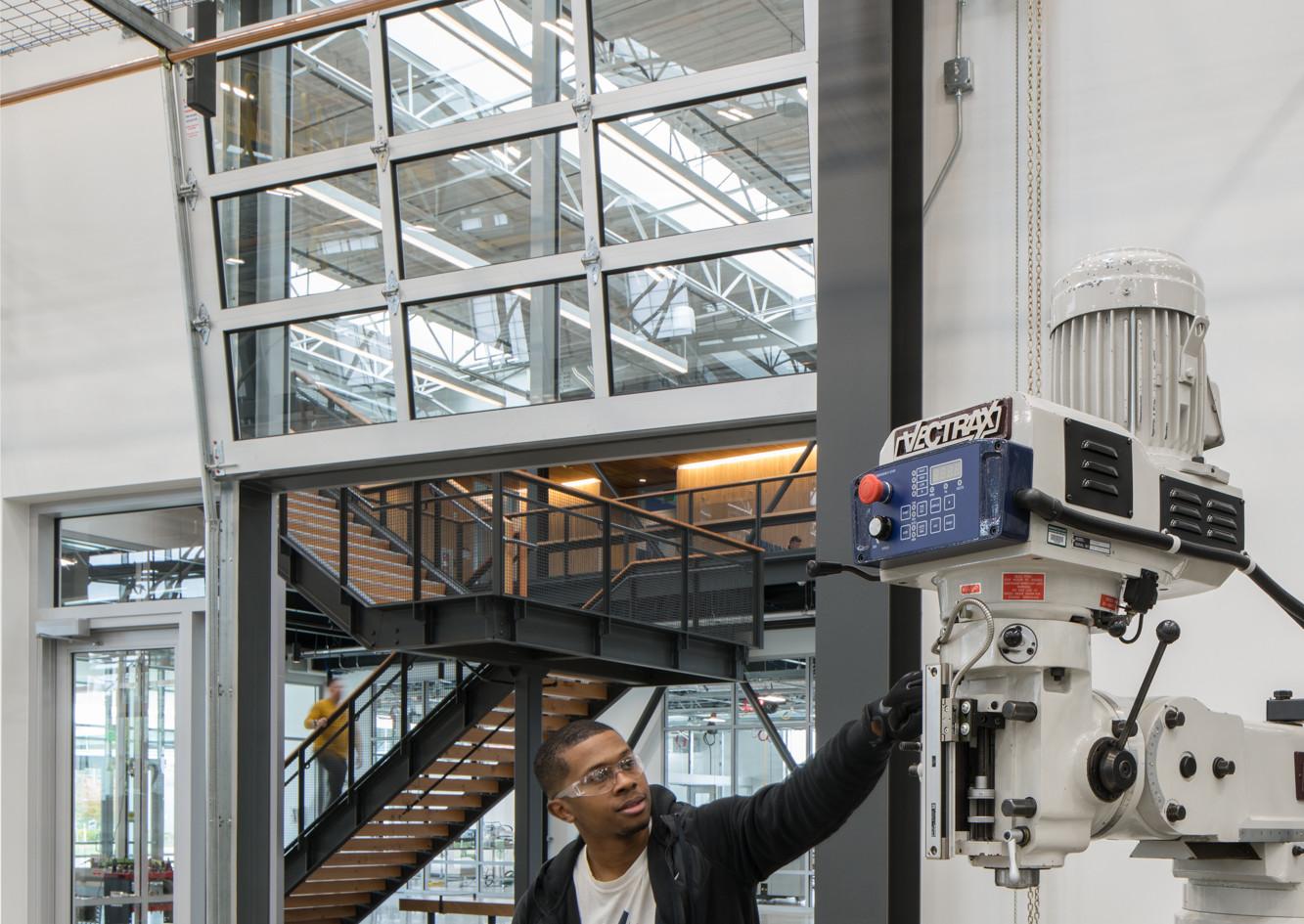CPTC Advanced Manufacturing Center