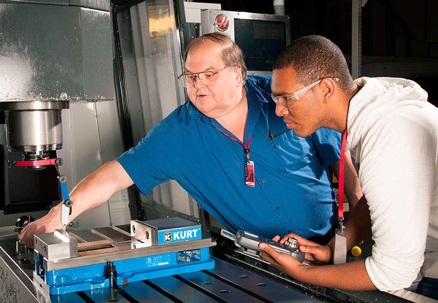 EvCC Advanced Manufacturing