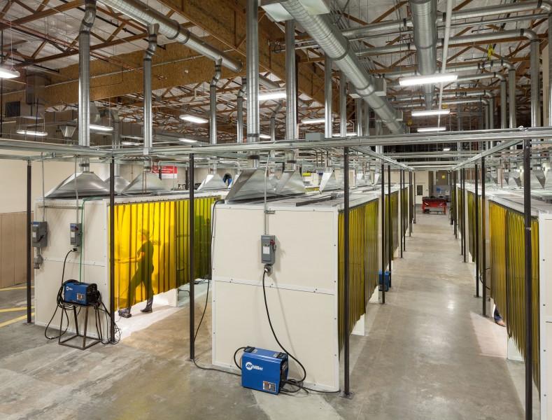 EvCC Advanced Manufacturing Center
