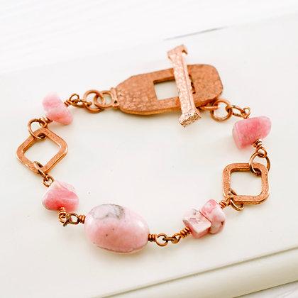 La Vie En Rose Bracelet