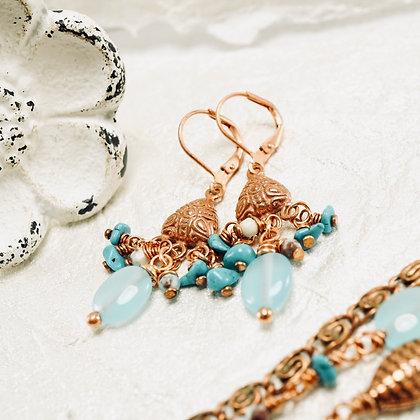 Mediterranean Retreat Earrings