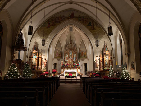 Homily - December 25th, 2018 - Christmas Midnight Mass