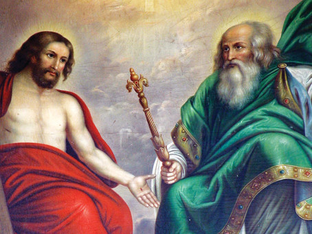 Homily - June 16th, 2019 - Solemnity of the Most Holy Trinity