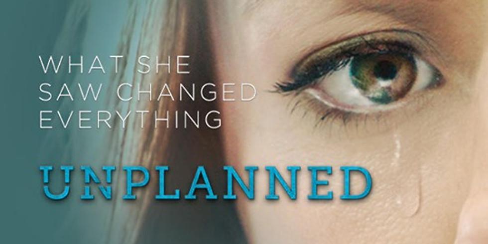 """""""Unplanned"""" -  Movie Event"""