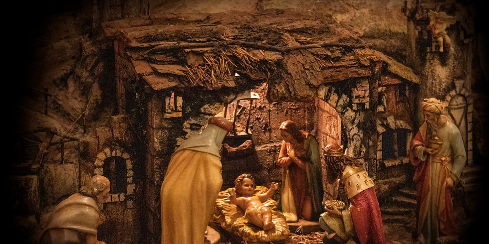 Christmas Day Mass - 10:00am on Dec. 25th at St. Martin of Tours