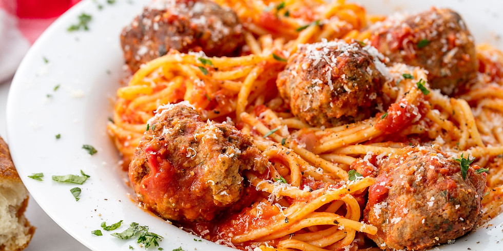 Spaghetti Supper Fundraiser - St. Peter Youth Group