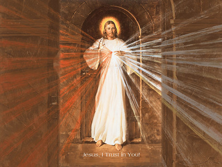 Homily - April 28th, 2019 - Divine Mercy Sunday