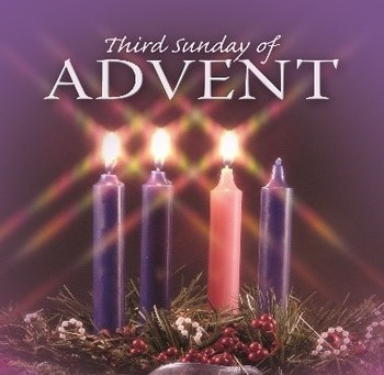 Homily - 3rd Sunday of Advent