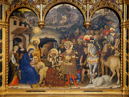 Homily - Solemnity of the Epiphany - January 5th, 2020