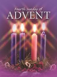Homily - December 22nd, 2019 - 4th Sunday in Advent