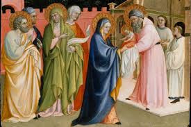 Homily - Feast of the Presentation of the Lord - February 2nd, 2020