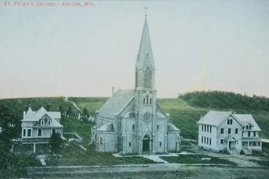Church - Aerial - circa 1910.jpg
