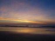 Sunrise at the seashore - 1