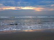 Sunrise at the seashore - 2