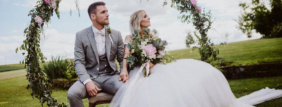 Weddingarch Steinbachhoch Vaihingen