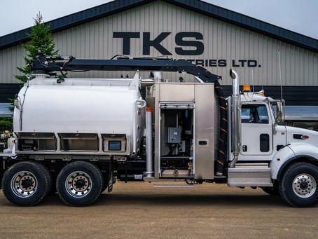 Cool Clean Tech - SmartVac Hydrovac Trucks