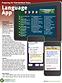 Language App Information