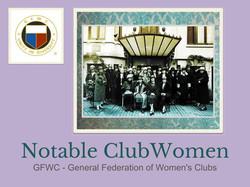 GFWC Notable Club Women (4) - Copy