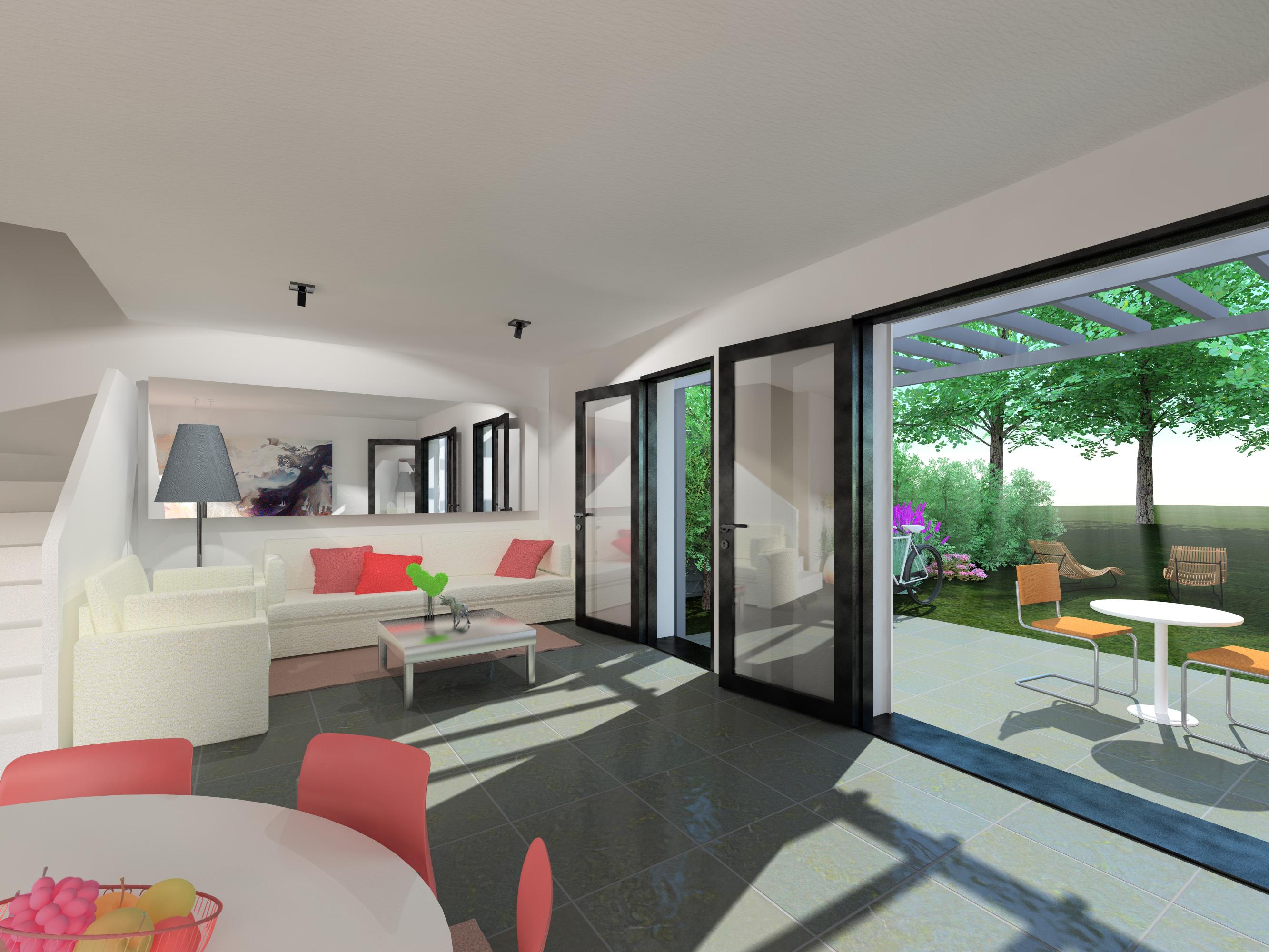 Maison 90 m²