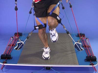 fisioterapia do joelho