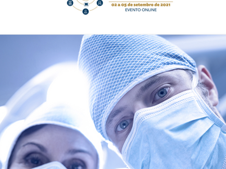 Participação da Disciplina de Cirurgia Geral e Trauma no 34 Congresso Brasileiro de Cirurgia.