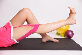 fisioterapia de joelho