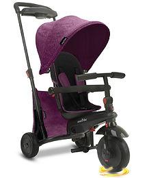 Folding Trike_500-Melange_Purple_New gri