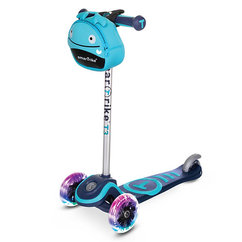 T3 Scooter Blue