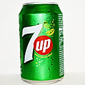 Can of 7 UP