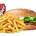 Chicken Burger Meal