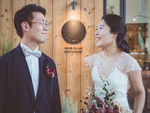 【家族婚】10月的幸福日和事例