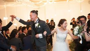時間の使い方にこだわった結婚式の在り方