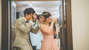 【結婚式レポート②】愛知県護国神社×トレフルブラン
