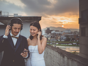 【fil-r-m weddingストーリー紹介②】出会った思い出の場所