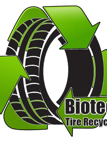 BIOTECH TIRE RECYCLING- LOGO
