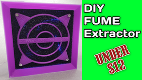 Build a DIY Fume Extractor for just $12