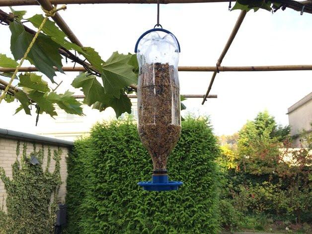 Bird Food Dispenser