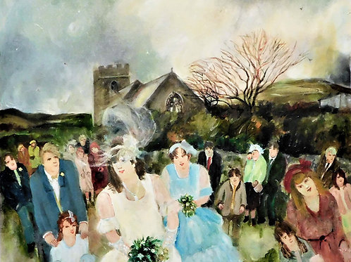 West Penwith Wedding