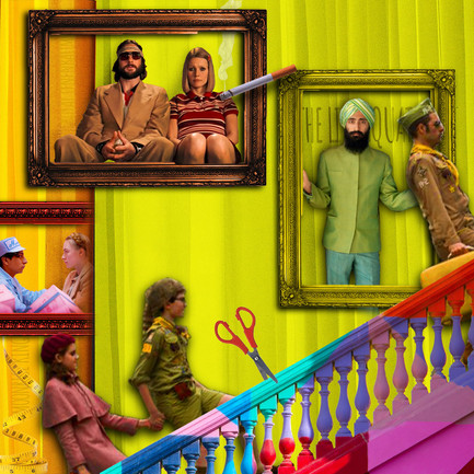 On Wes Anderson and His Boundless Synchronization