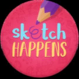 Sketch Happens logo