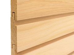 Siding: Wood Panel