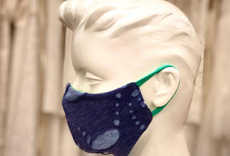 Tropfen Leichte Maske VIII Abstrakt