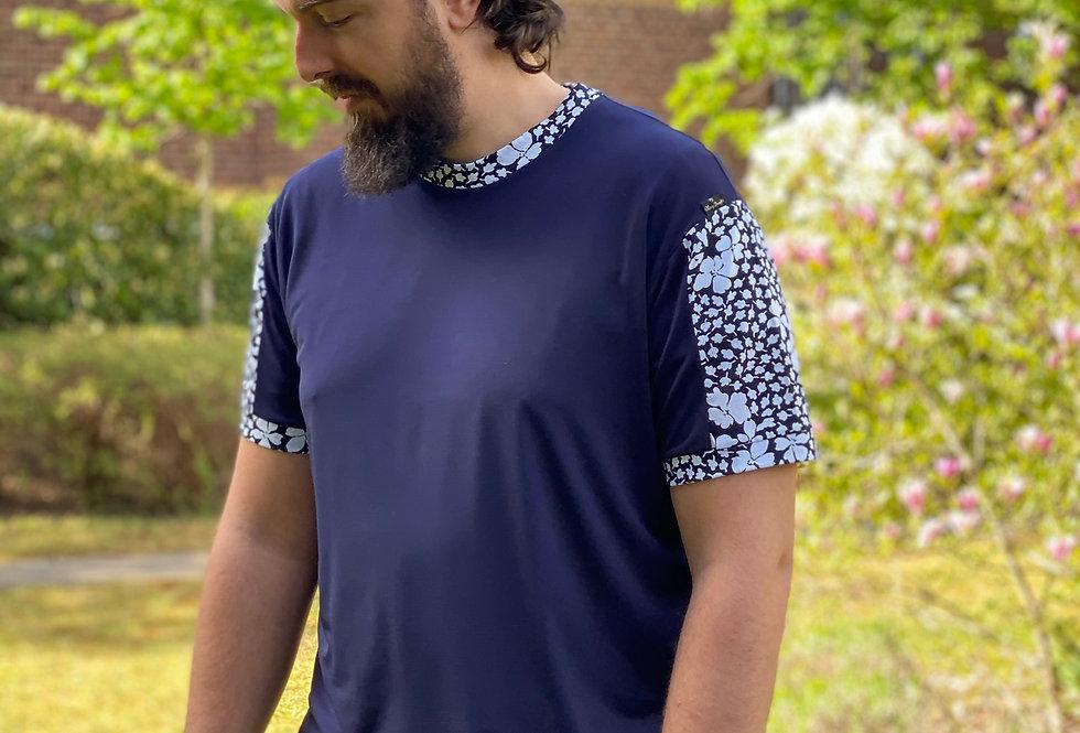 Viskose-Jersey T-Shirt Unisex