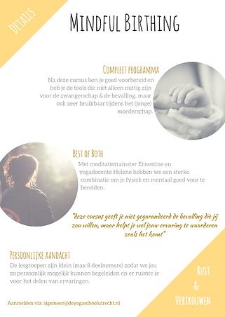 zwangerschapscursus utrecht