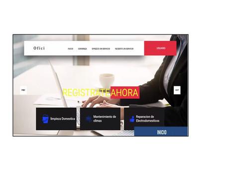 (65) OFICI Home Services: Aplicación para reactivar una zona económica