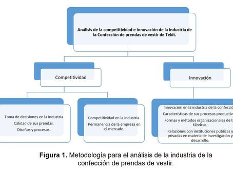 (348) Industria de la confección de prendas de vestir de Tekit y su camino hacia la competitividad.