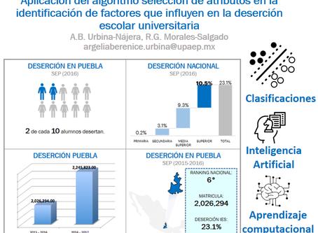 (131) Aplicación del algoritmo selección de atributos en la identificación de factores que...