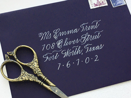 7 Reasons Why You Should Hire a Calligrapher for your Next Event